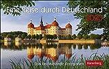 Eine Reise durch Deutschland Premiumkalender. Tischkalender 2020. Tageskalendarium Spiralbindung. Format 23 x 17 cm