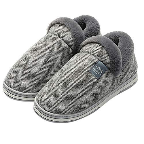 Lamsvacht slippers dames heren winter warme gevoerde pantoffels gesloten comfortabele supersoft indoor thuis antislip goedkoop slipper