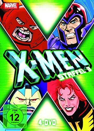 X-Men - Staffel 3 [4 DVDs]