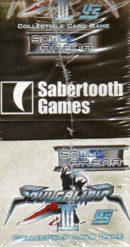 UFS Soulcalibur III - Soul Arena Booster BOX