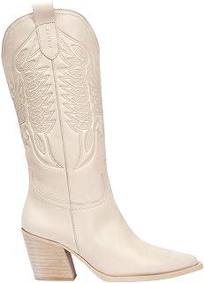 New IN - Bota Cowboy Beige Given
