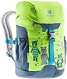 Deuter Unisex-Children Backpack, Green (Kiwi-Arctic), 32 Centimeters