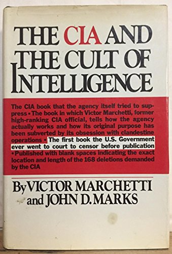 CIA&CULT OF INTELLIGENCE
