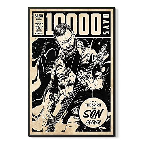 Dilysfashion 10000 Justin Cover Chancellor Days Tool Band The Most Impressive and Stylish Indoor Decoration Poster Available Trending Now