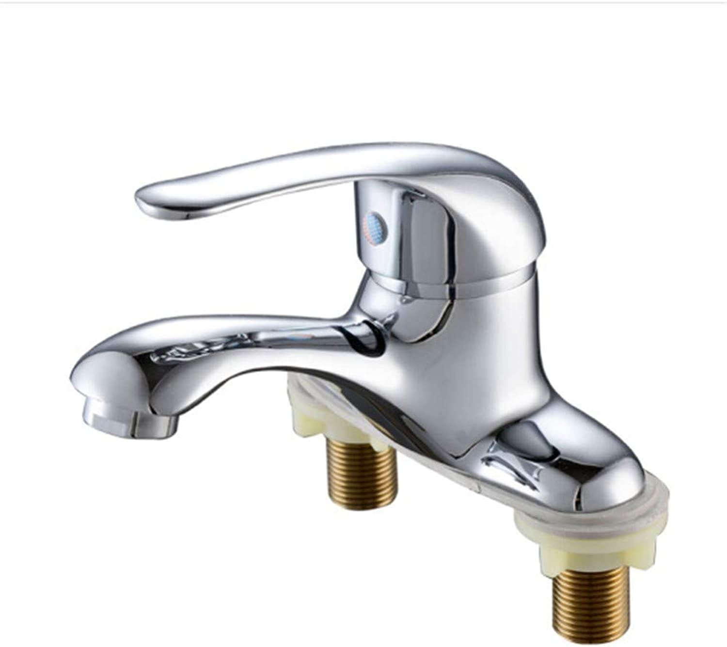 Water Tapdrinking Designer Archdouble-Hole Washbasin, Bathroom, Bathroom, Basin, Table, Basin Faucet
