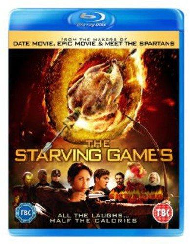 The Starving Games [Blu-ray] [Reino Unido]