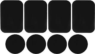 8 STKS Metalen Platen Zelfklevende Sticker Mount Metalen Plaat Metalen Platen Sticker Vervang Zelfklevende Magneet Sticker...