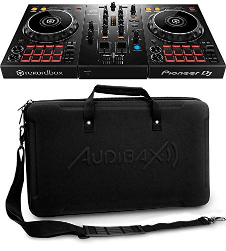 Pioneer Dj DDJ-400 Controlador DJ + Bolsa Transporte Audibax Atlanta 60
