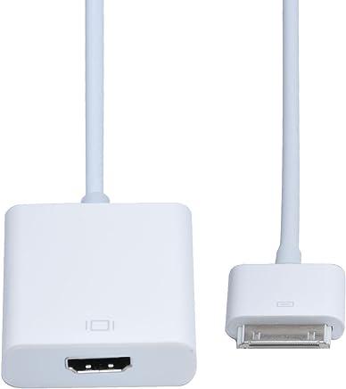No brand iPad, iPhone, touch を モニタ に出力 HDMI 変換 アダプタ (Dock → HDMI 変換)