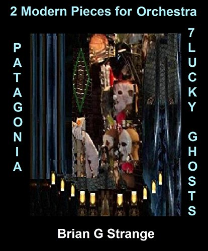 2 CLASSICAL PIECES: Patagonia Rise and Run / The 7 Lucky Ghosts