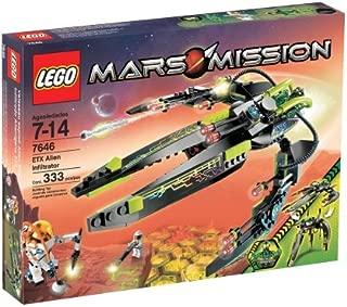 LEGO Mars Mission ETX Alien Infiltrator