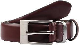 Dents Men's Double Keeper Leather Belt