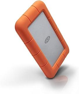 LaCie 莱斯 Rugged Mini系列2.5英寸USB3.0移动硬盘 1TB 1T (301558)Rugged 系列
