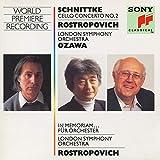 Conc.Violonchelo Y Orq. N.2(Rostropovich