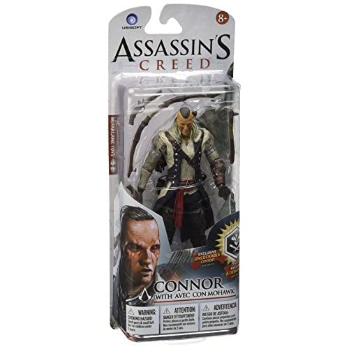 Assassin's Creed Series 2 - Connor with Mohawk Figura