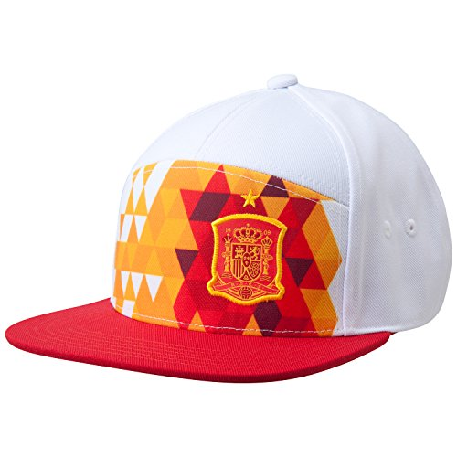 adidas FEF Anarchy Casquette Blanc/Rouge, FR : (Taille Fabricant : U)