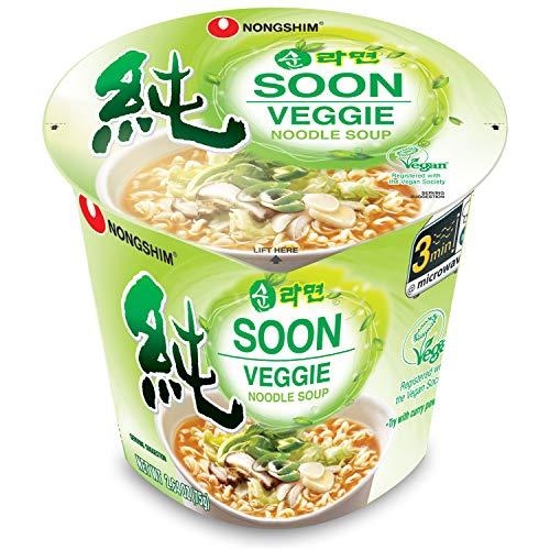 NongShim Soon Cup Noodle Soup