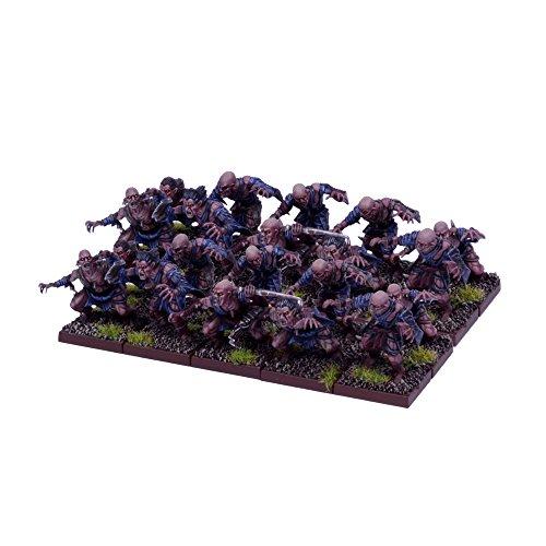 Mantic Games MGKWU26-1 Regiments Spielset, Mehrfarbig