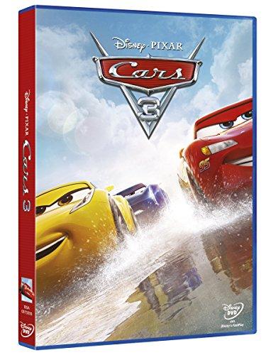 Cars 3 [DVD]