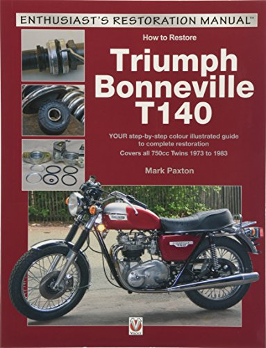 Paxton, M: Triumph Bonneville T140 (Enthusiast's Workshop Manual)