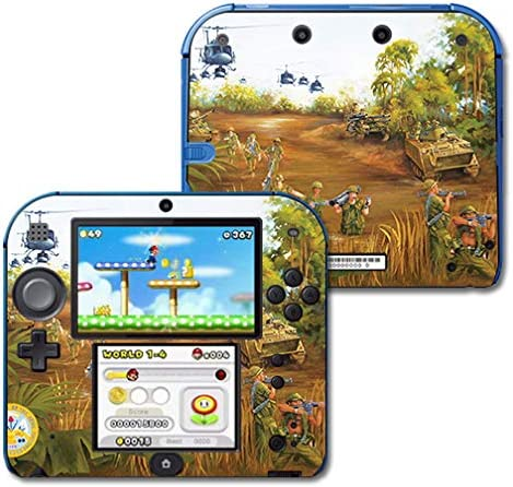 MightySkins Skin Compatible with Nintendo Not - Max Ranking TOP18 60% OFF 2DS Forgotten