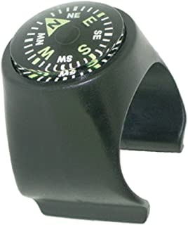 Sun Company Clip-On Compass for Bikes   Bicycle Handlebar Compass