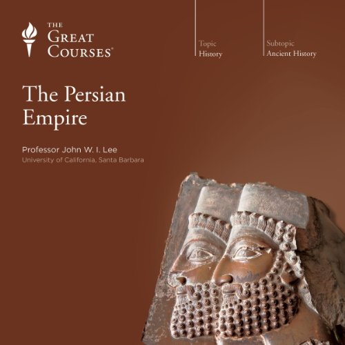 『The Persian Empire』のカバーアート