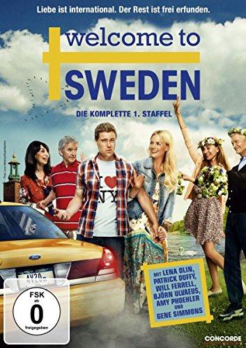 Welcome to Sweden - Die komplette 1. Staffel [2 DVDs]