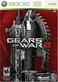 gears of war 2 steelbook