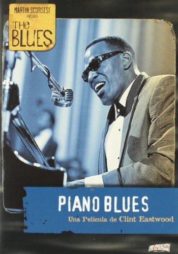 The blues: Piano blues DVD