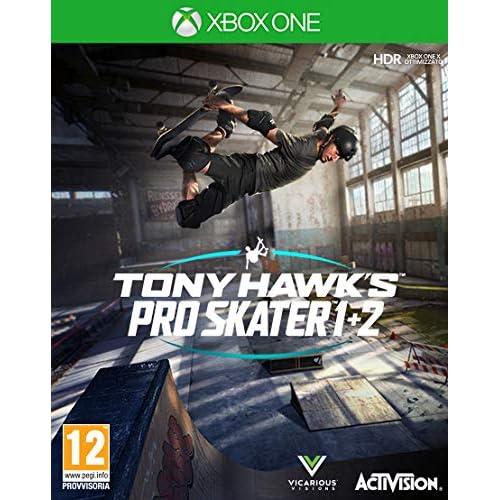Tony Hawk´s Pro Skater 1+2 - Xbox One