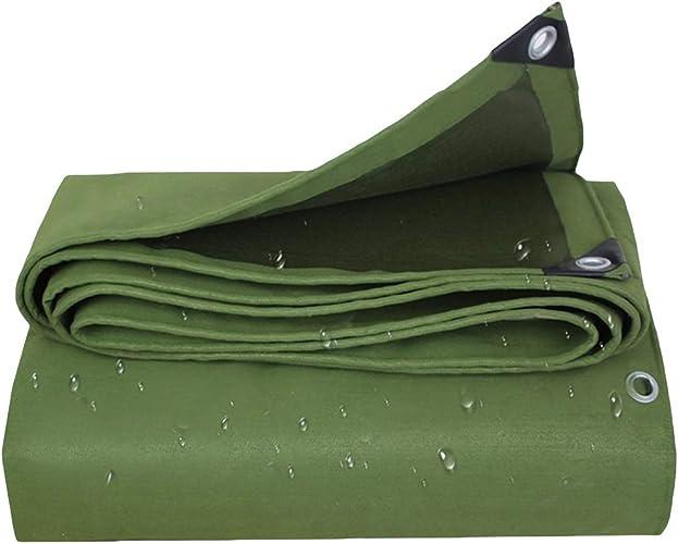 Vert épais De Bache Imperméable D'occlusion De Camion De Voiture De Toile De Bache, 550G   M2 (Taille   2x2m)