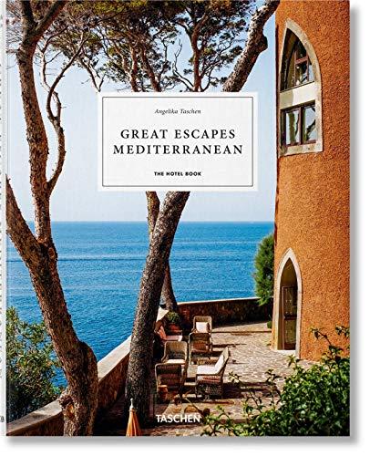 Great Escapes: Mediterranean. The Hotel Book. 2020 Edition (trilingüe: español, italiano, portugués) (Jumbo)