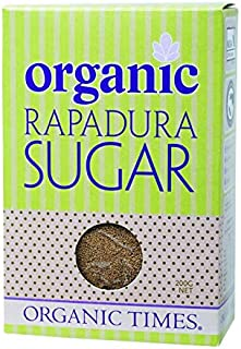 Organic Times Organic Rapadura Sugar 200 g