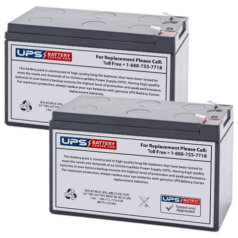Werker WKA12-3.3F2 12V 3.2Ah F2 Replacement Battery