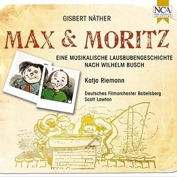 """G. Näther """"Max & Moritz"""