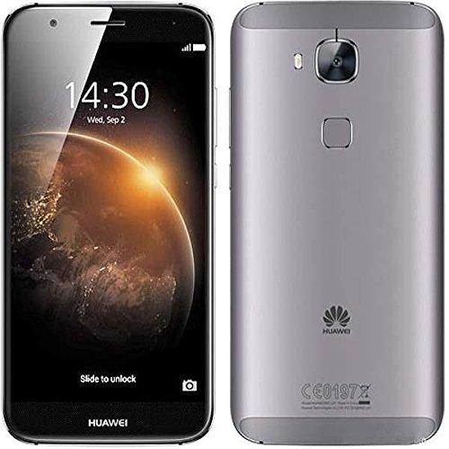 Preisvergleich Produktbild Huawei G8 16 GB 4 G - Smartphones (Single Nanosim,  microSD Card Slot,  ,  Android,  Edge,  GPRS,  WCDMA,  HSPA +), Grau