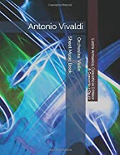 Antonio Vivaldi - L'estro Armonico, Concerto in D Minor & Concerto 2 Op.27 - Orchestra: Violin Sheet Music Book