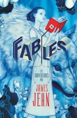 Fables : les couvertures par James Jean