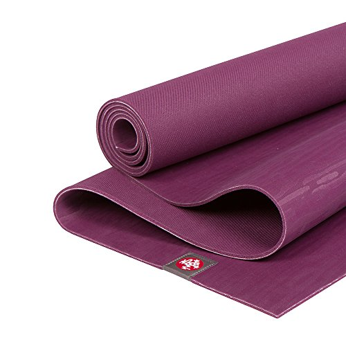 "Manduka eKO Lite Yoga and Pilates Mat, Acai, 4mm, 68"""