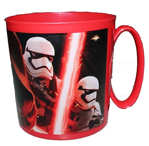 Star Wars Disney Mikrowellen Trinkbecher Saftbecher Becher