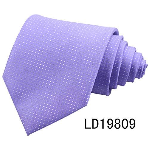 LLZGPZLD stropdassen voor mannen 8 cm breed klassieke stropdassen mode bruiloft heren stropdassen voor geschenk kostuums microvezel stropdassen