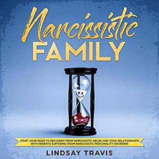 Narcissistic Family cover art