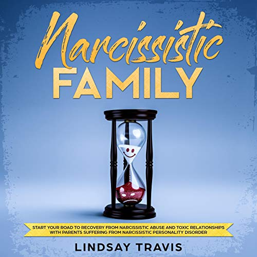 Narcissistic Family audiobook cover art