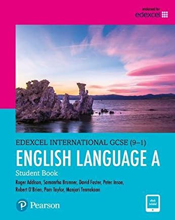 Edexcel International GCSE (9-1) English Language A Student Book: print and ebook bundle [Lingua inglese]