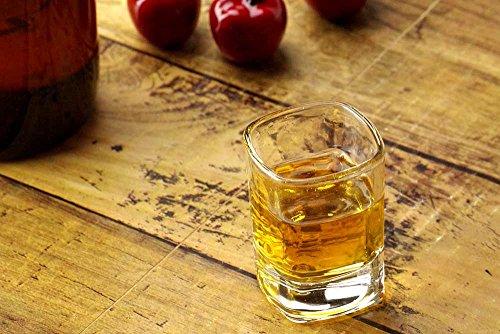 ショット グラス カクテル/チリ ショットグラス 57cc /業務用 家庭用 バー 居酒屋 お酒 アルコール ウォッカ テキーラ ジン おもてなし おしゃれ