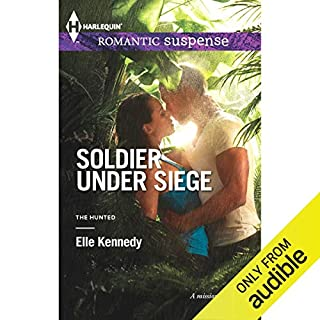 Soldier Under Siege audiobook cover art