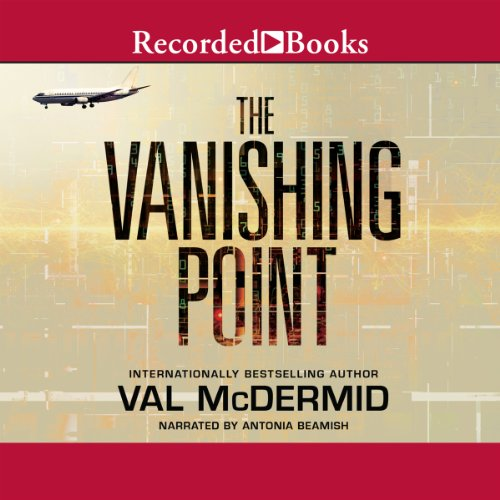 The Vanishing Point audiobook cover art