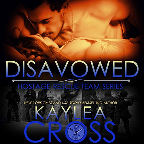 Disavowed audiobook cover art
