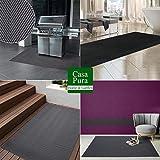 casa pura® Indoor- und Outdoor-Bodenbelag Catania | kunstvoll gewebter Terrassenteppich | als Outdoor Teppich Meterware oder Läufer für innen | 40 Größen (60x100cm) - 6
